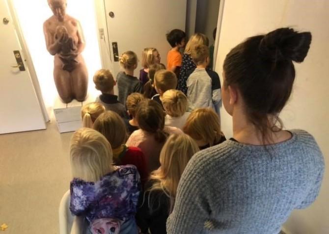museumslange